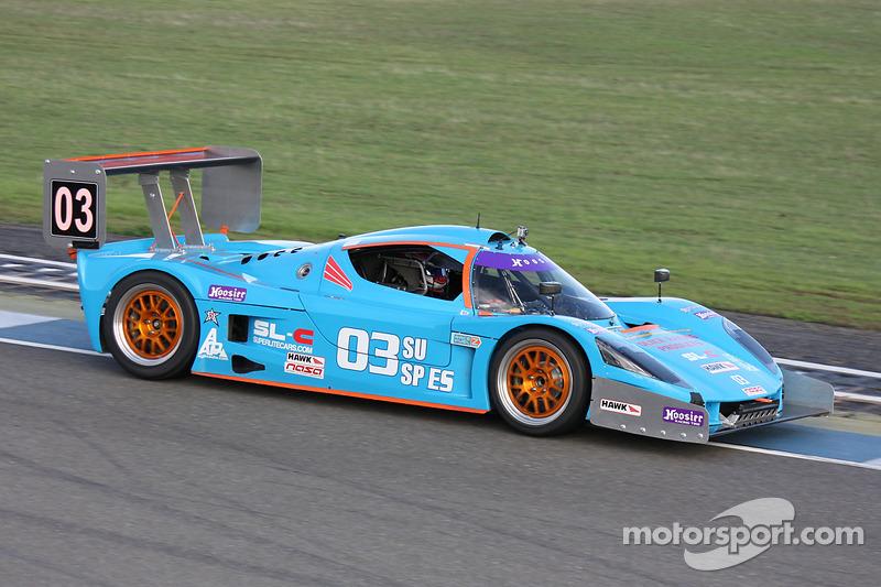 #03 Team Quick Racing Products Superlite SLC: Chris Durbin, Darrell Anderson, Mike Skeen, Ryan Eversley