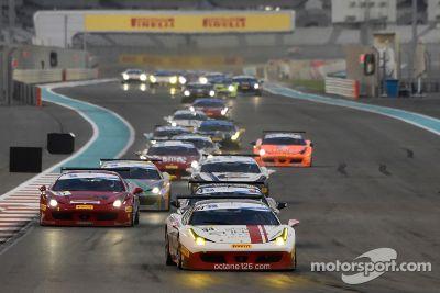 Мировой финал Ferrari