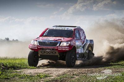 Toyota Imperial Team South Africa - apresentação