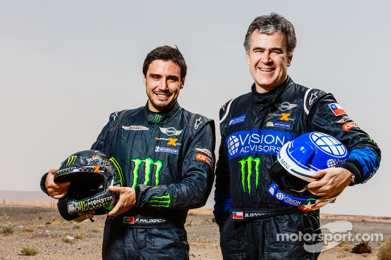 Filipe Palmeiro and Boris Garafulic