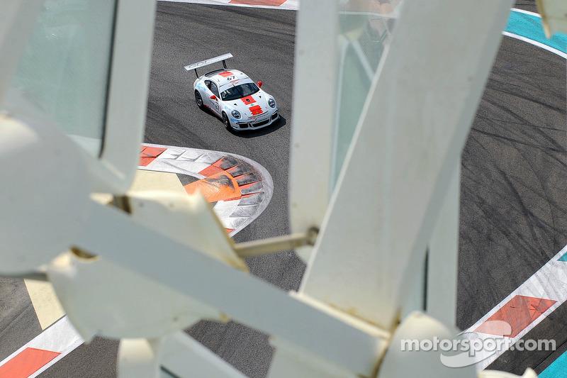 #67 GDL Racing 保时捷 991 GT3 Cup