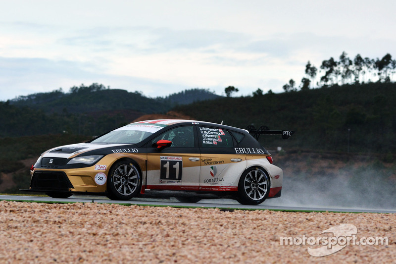 #11 Formula Racing 西亚特莱昂: 约翰尼·劳森