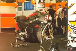 Шасси Honda RC213V 2019 года