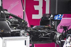Force India VJM11 engine