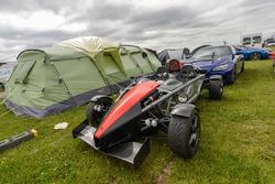 L'ambiance dans les campings