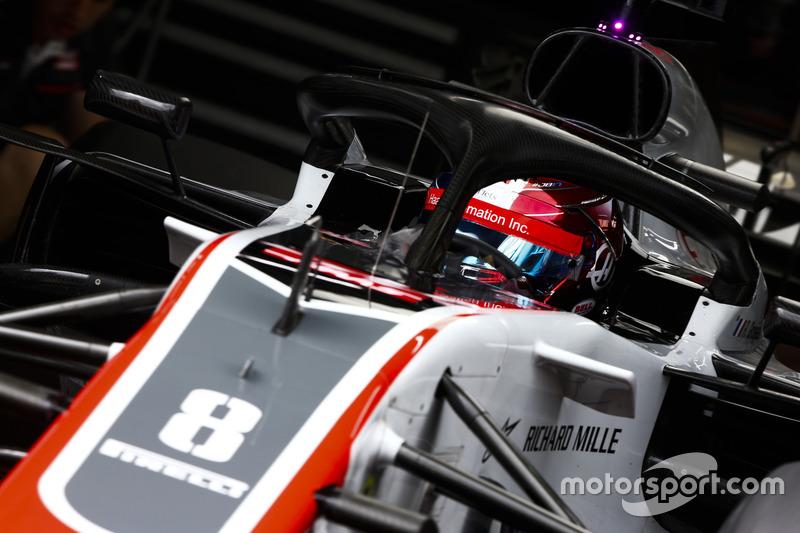 Romain Grosjean - 5
