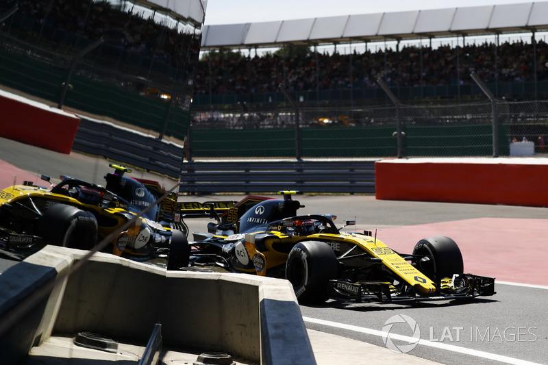 Carlos Sainz Jr. - Renault Sport F1: 6