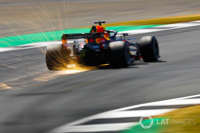 6. Daniel Ricciardo, Red Bull Racing RB14