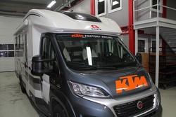 KTM: Vorbereitungen auf die Dakar 2015