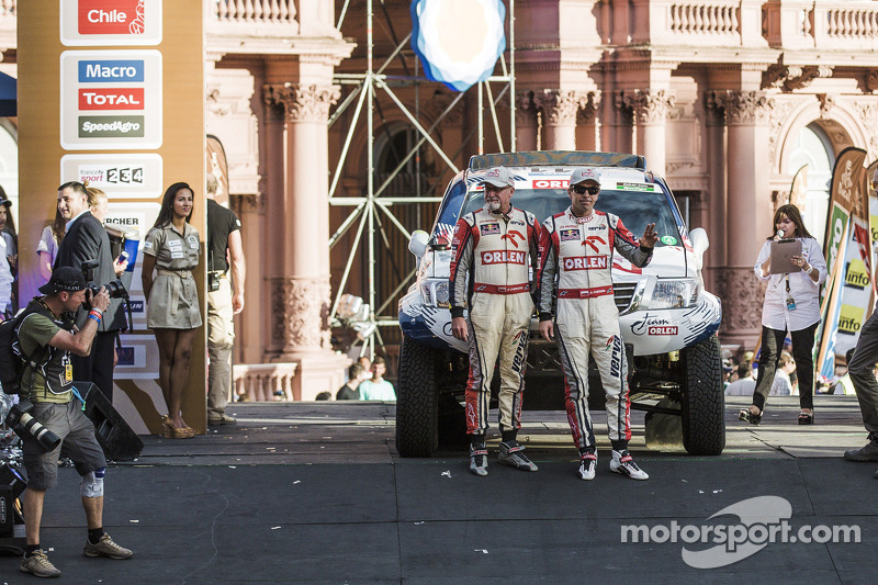 #311 Toyota: Marek Dabrowski, Jacek Czachor