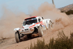 #321 Buggy MD Rallye: Pascal Thomasse, Pascal Larroque