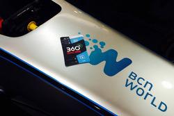 Technologie-Ausstellung von 360 Racing bei CES