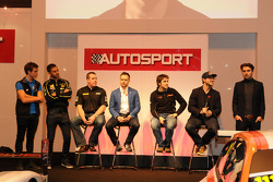 BTCC Stars on the Autosport Stage