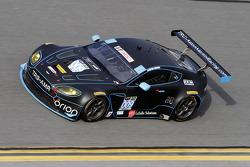 #009 TRG-AMR Aston Martin V12 Vantage: Derek DeBoer, Robert Doyle, Mark McKenzie