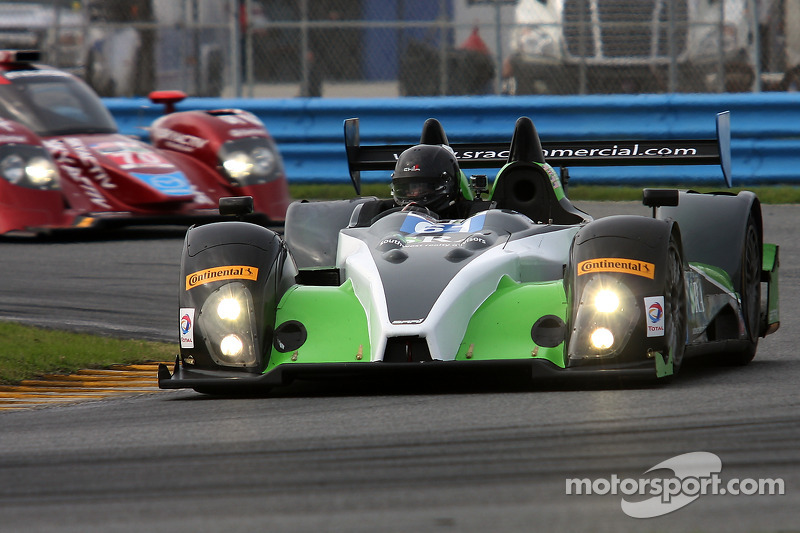 #61 BAR1 Motorsports Oreca FLM09: Мартін Плоумен, Марк Драмграйт, Chapman Ducote, Cody Ware