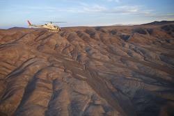达喀尔风景区和直升飞机