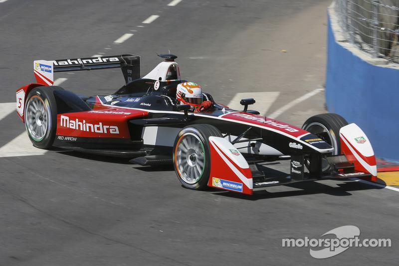 Karun Chandhok, Mahindra Racing, Formula E Team