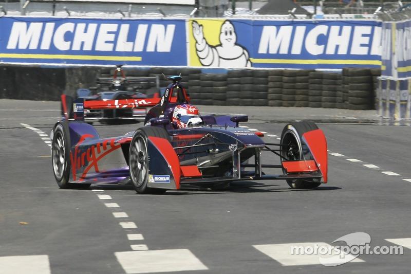 Sam Bird, Virgin Racing Formula E Team