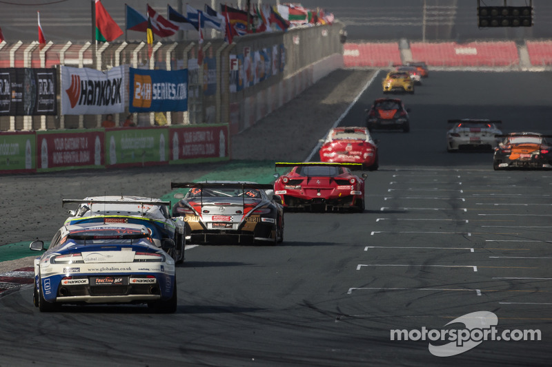 #170 Speedworks Motorsport Aston Martin Vantage GT4: John Gilbert, Flick Haigh, Paul O'Neill, Devon Modell