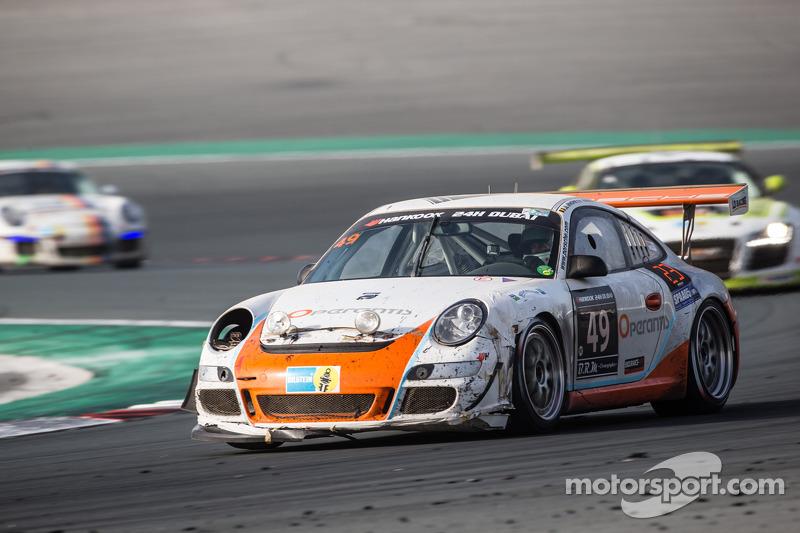 #49 Le Duigou Racing Porsche 997 Cup: Jean-Lou Rihon, Rémi Terrail, Massimo Vignali, Jacques-та ré Dupuy