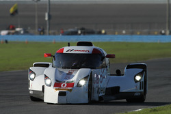 #0 DeltaWing Racing Cars DWC13: Katherine Legge, Memo Rojas, Gabby Chaves