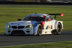 #25 BMW Team RLL BMW Z4 GTE: Bill Auberlen, Дірк Вернер, Augusto Farfus, Бруно Спенглер