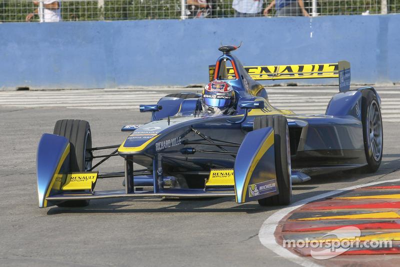 Sebastien Buemi, Team e.dams Renault