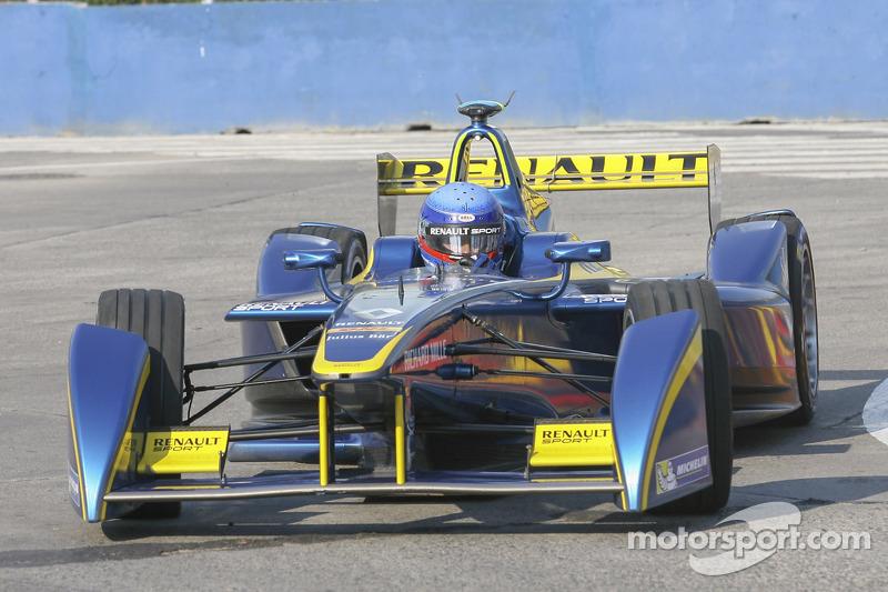 Ніколас Прост, Team e.dams Renault