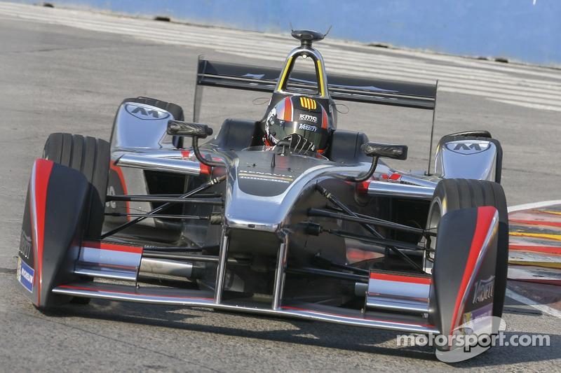 Оріол Сервія, Dragon Racing