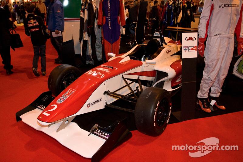 Mobil BRDC Formula 4