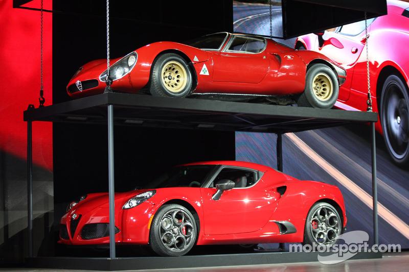 Alfa Romeo Stander