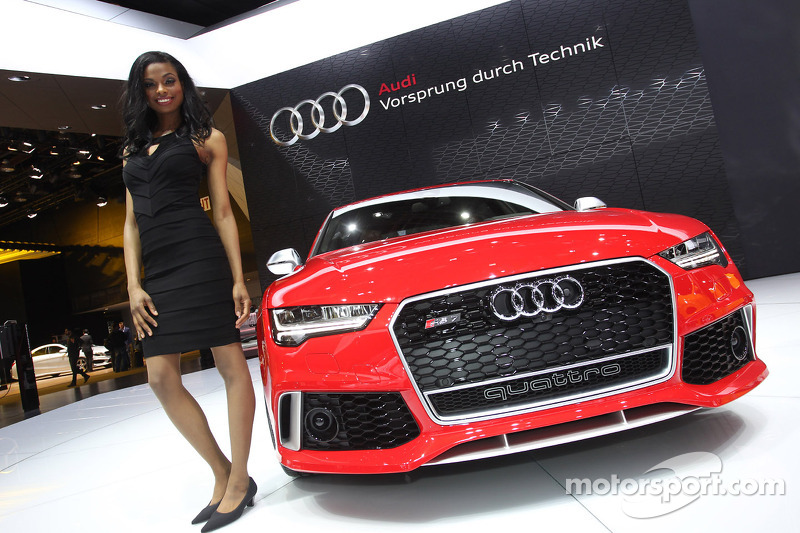 Audi-Stand
