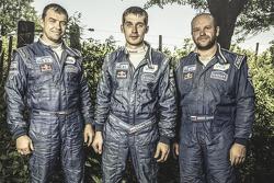 Dmitry Sotnikov, Igor Devyatkin, Andrey Aferin