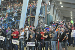 Fans at the Chili Bowl