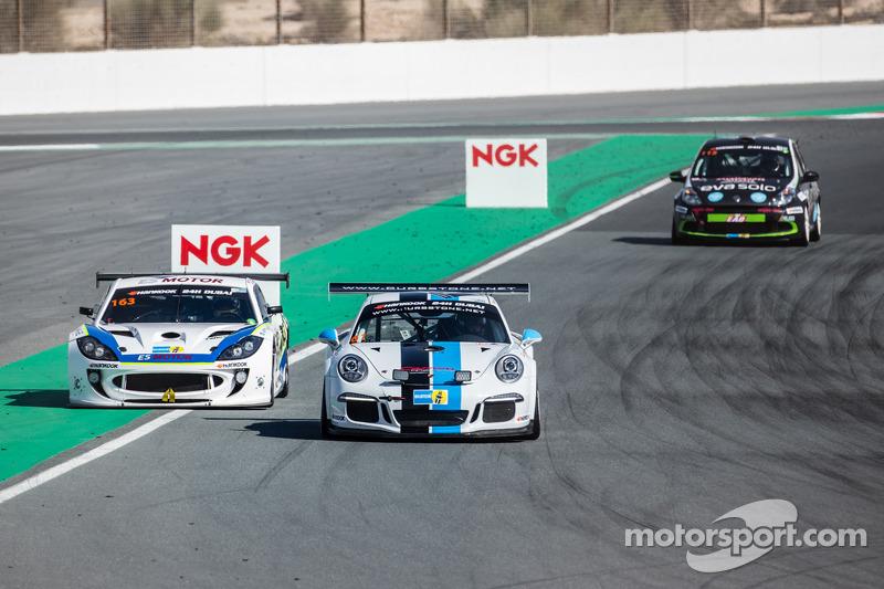#61 Speedlover Porsche 991 Cup: Філіп де Краен, Джон де Уайлд, Серж Людвіг, Патрік ван Глабеке, #163