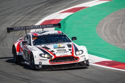 #28 KPM Racing Aston Martin Vantage GT3: Paul White, Stefan Mücke, Jonny Adam