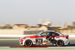 #70 Mission Possible By Sorg Rennsport, BMW M235i Racing Cup: Gustav Engljähringer, Marc Dilger, Mike Smit, Matt Speakman