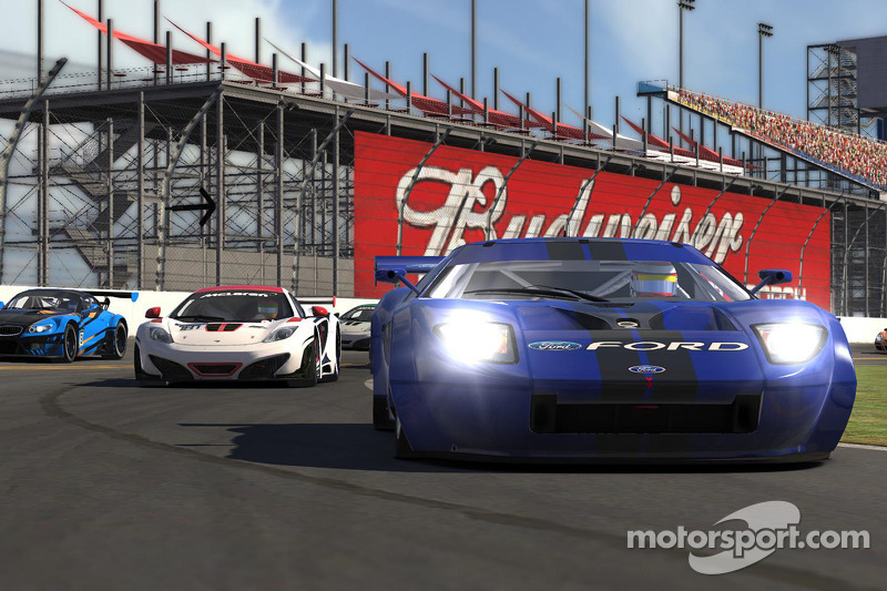iRacing's Roar before the 24 Hour test race