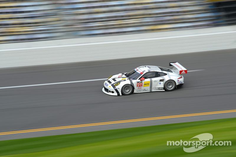 #911 Porsche North America, Porsche 911 RSR: Nick Tandy, Marc Lieb, Patrick Pilet