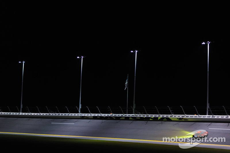 Night practice action