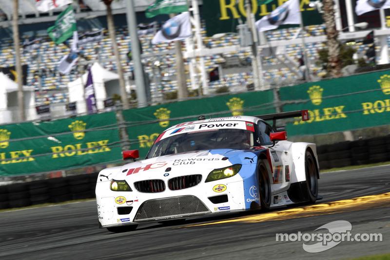 #25 BMW Team RLL BMW Z4 GTE: Bill Auberlen, Dirk Werner, Augusto Farfus, Bruno Spengler