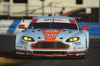 #98 Aston Martin Racing Vantage: Pedro Lamy, Darren Turner, Mathias Lauda, Paul Dalla Lana, Stefan Mücke