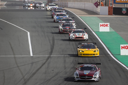 #30 Ram Racing,梅赛德斯SLS AMG GT3: Cheerag Arya, Thomas Jäger, Tom Onslow-Cole, Adam Christodoulou