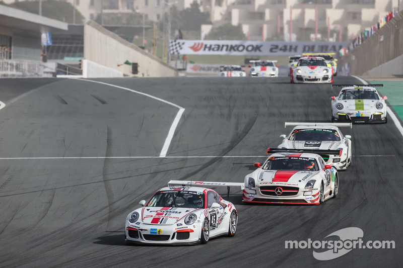 #45 Forch Racing by Lukas Motorsport Porsche 991 Cup: Christofer Ramirez, Patrick Eisemann, Steve Feige, Miro Konopka, Grzegorz Moczulski