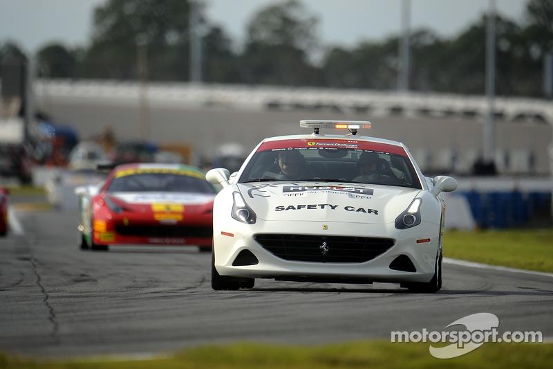 Safety Car Ferrari