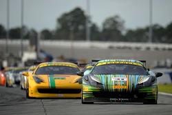 #31 安大略法拉利赛事,法拉利458: Damon Ockey