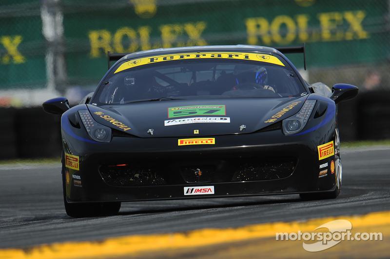 #57 Ferrari of San Diego Ferrar 458: Jackie Heinricher