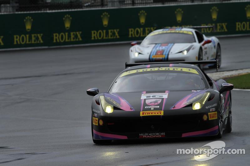 #16 Miller Motorcars, Ferrari 458: Al Delattre