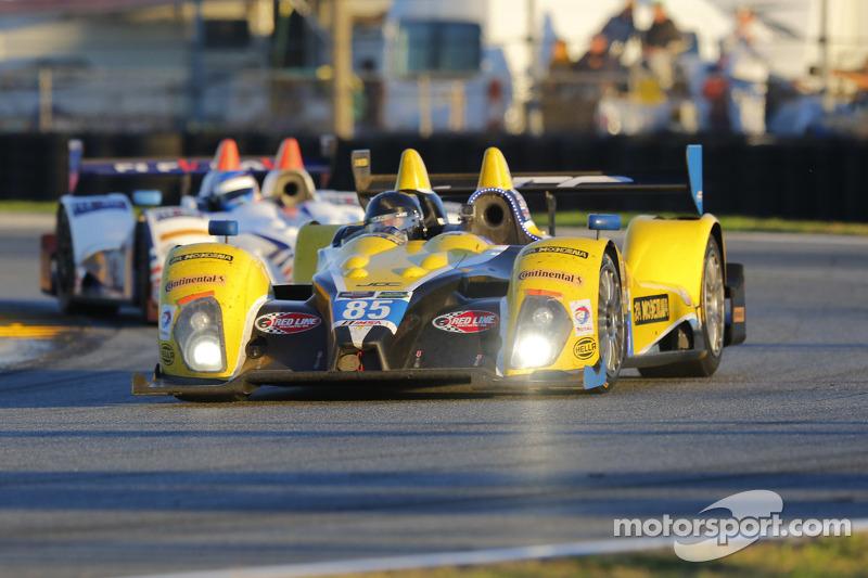 #85 JDC/Miller Motorsports ORECA FLM09: Rusty Mitchell, Stephen Simpson, Міхаіл Гойкберг, Chris Miller