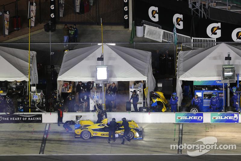 #85 JDC/Miller Motorsports ORECA FLM09: Rusty Mitchell, Stephen Simpson, Міхаіл Гойкберг, Chris Mill